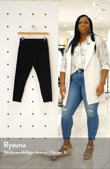 Flattering Crop Leggings, sales video thumbnail