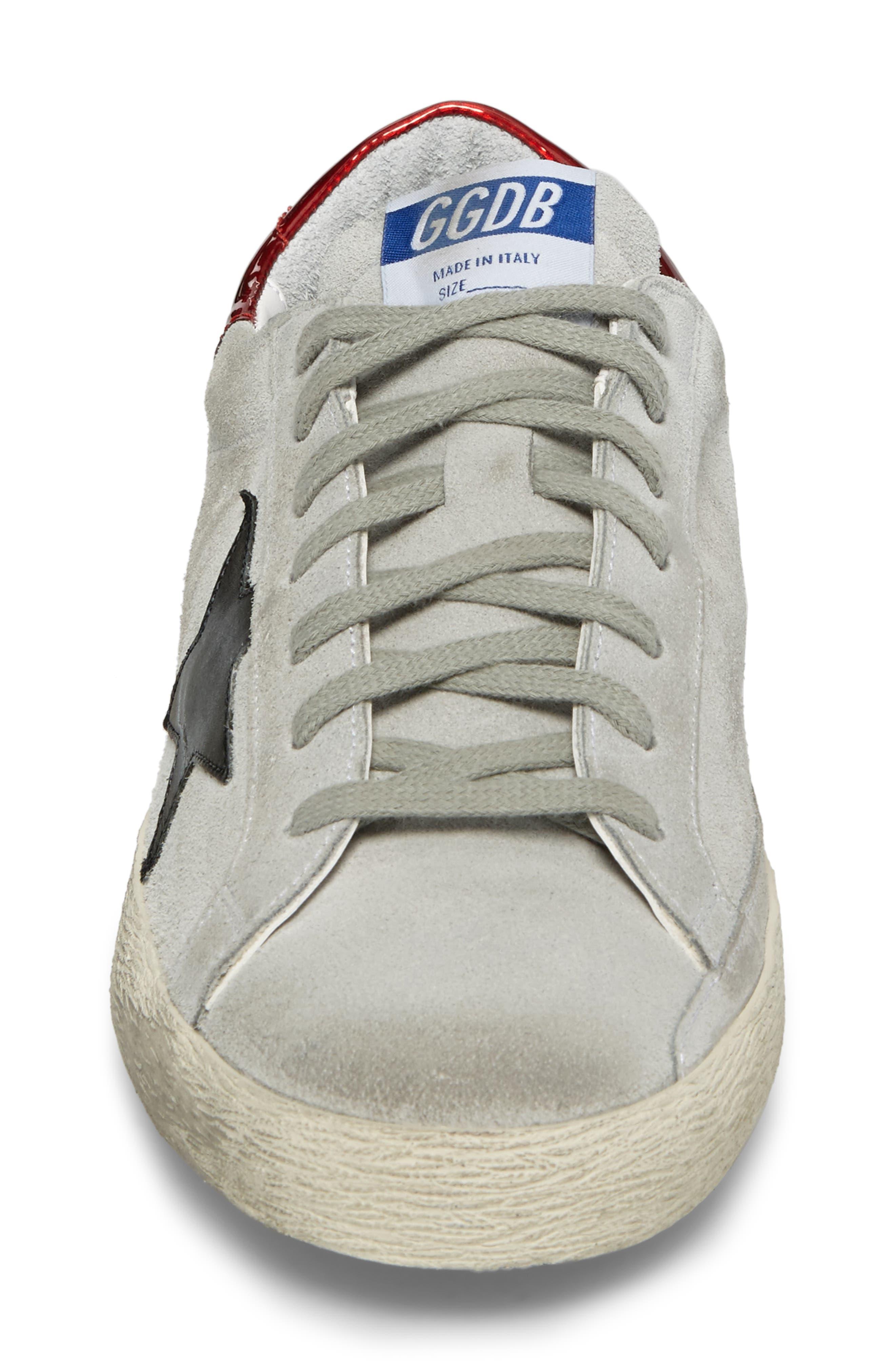 ,                             'Superstar' Sneaker,                             Alternate thumbnail 40, color,                             021