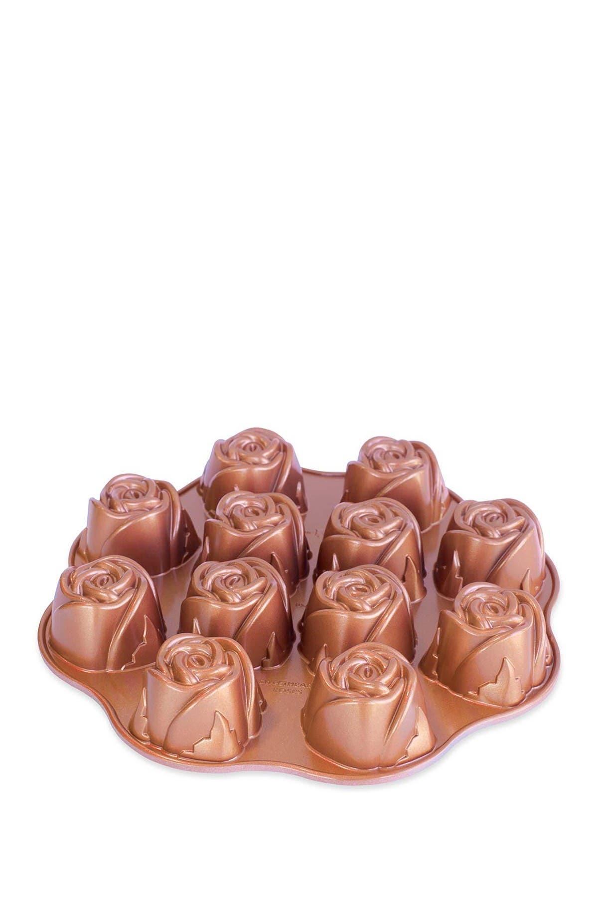 Image of Nordic Ware Sweetheart Rose Pan