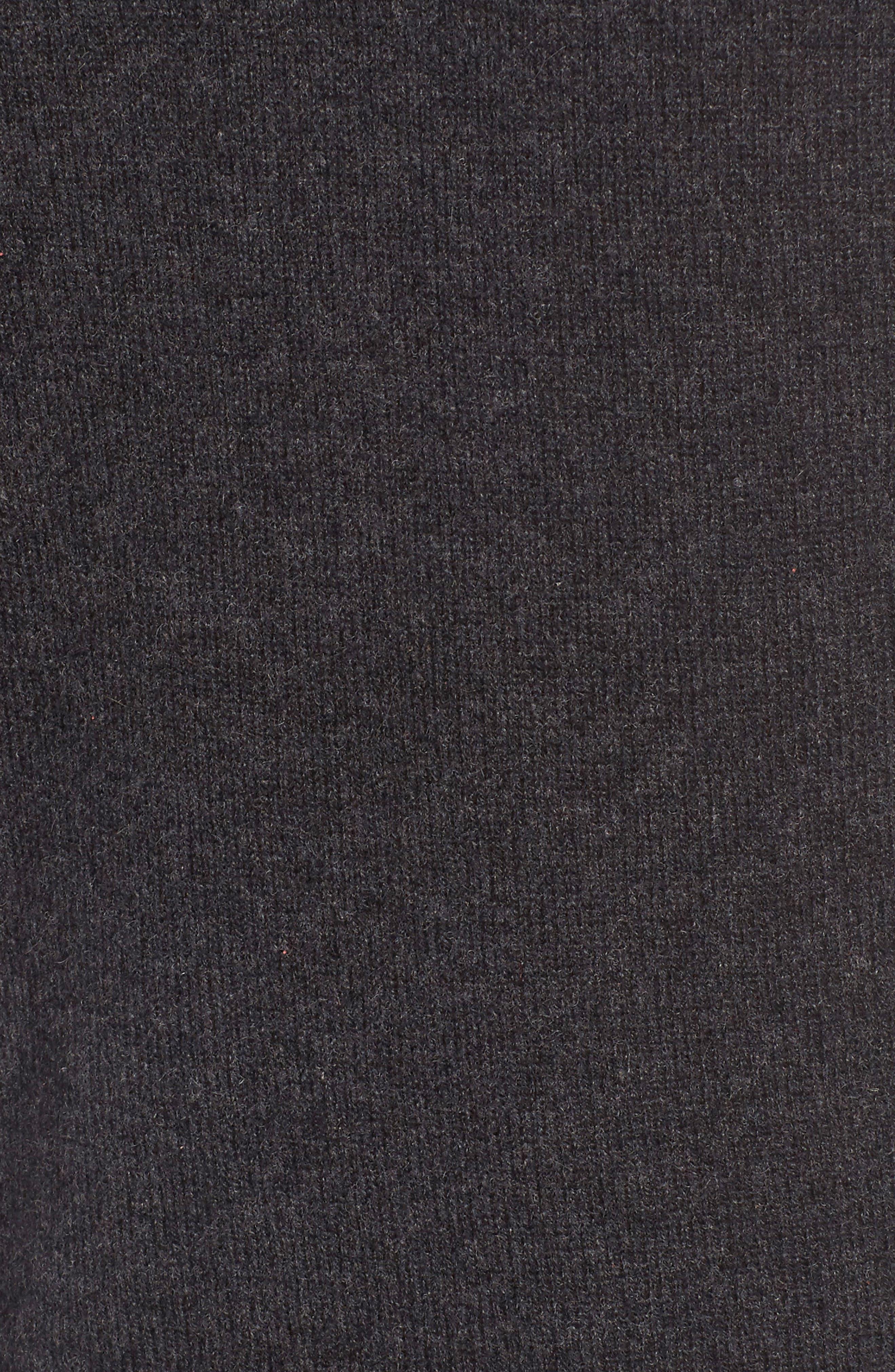 ,                             V-Neck Cashmere Sweater,                             Alternate thumbnail 85, color,                             021