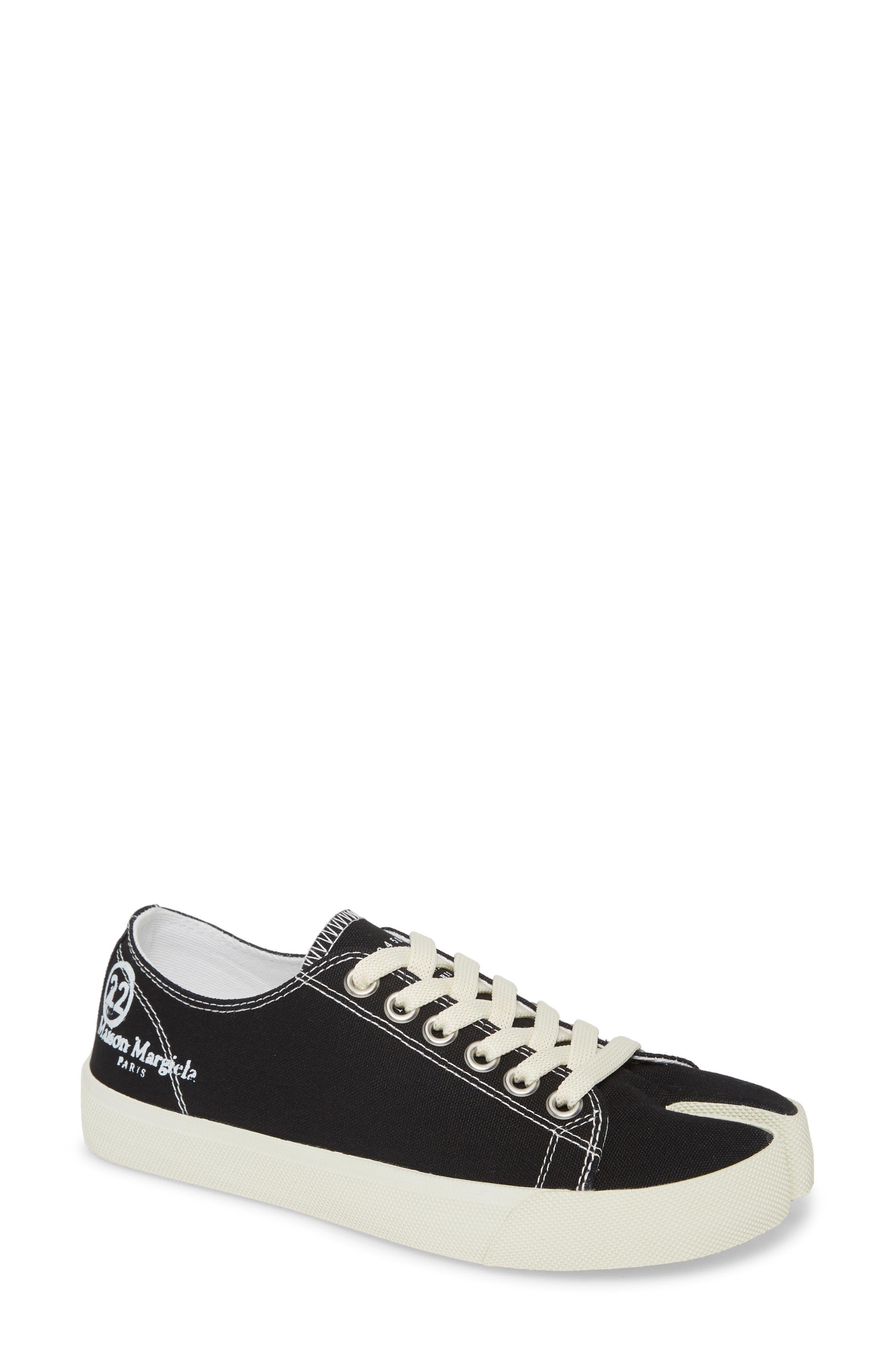 maison margiela tabi sneakers womens
