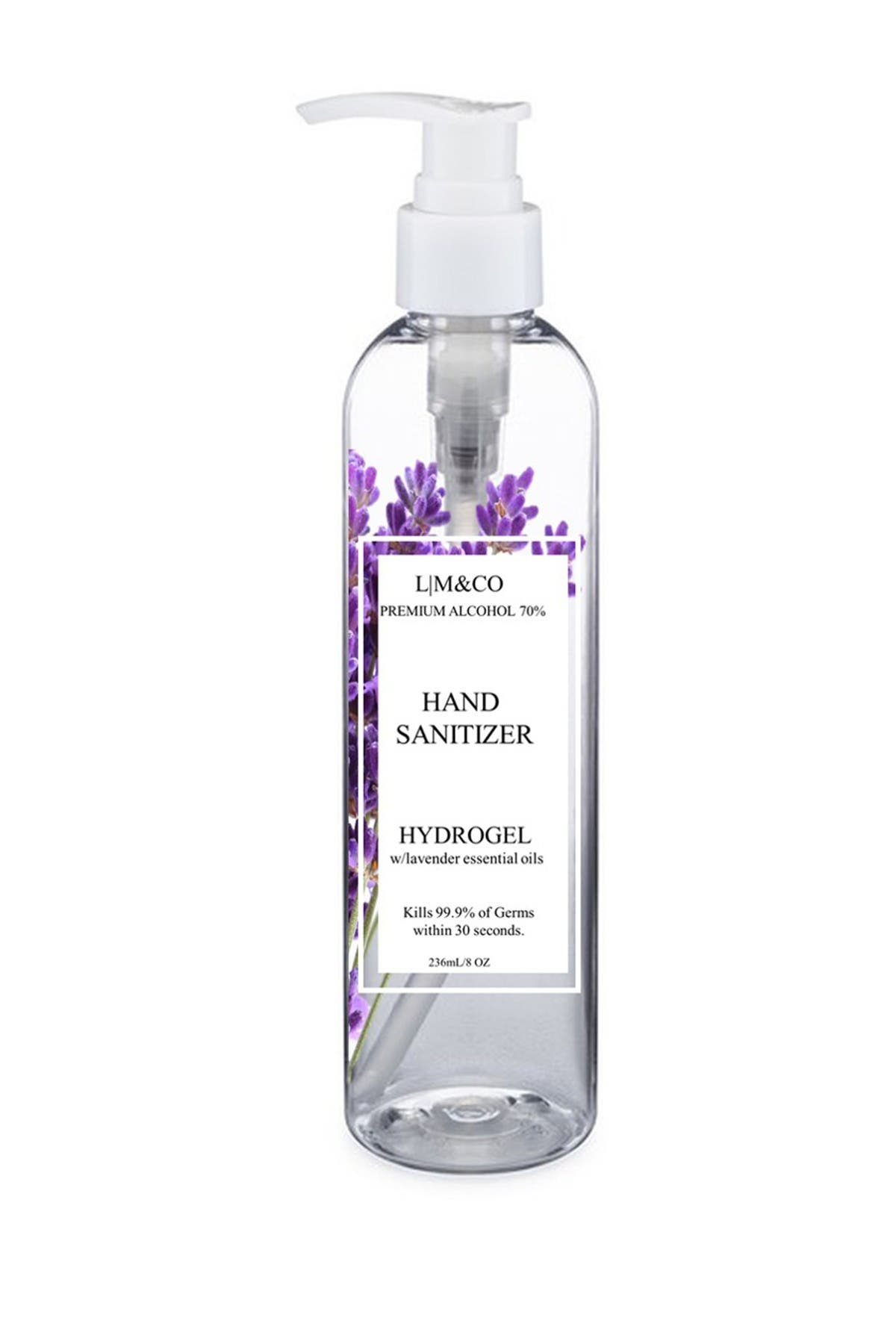Image of LM AND CO Hydrogel Premium Hand Sanitizer 70%