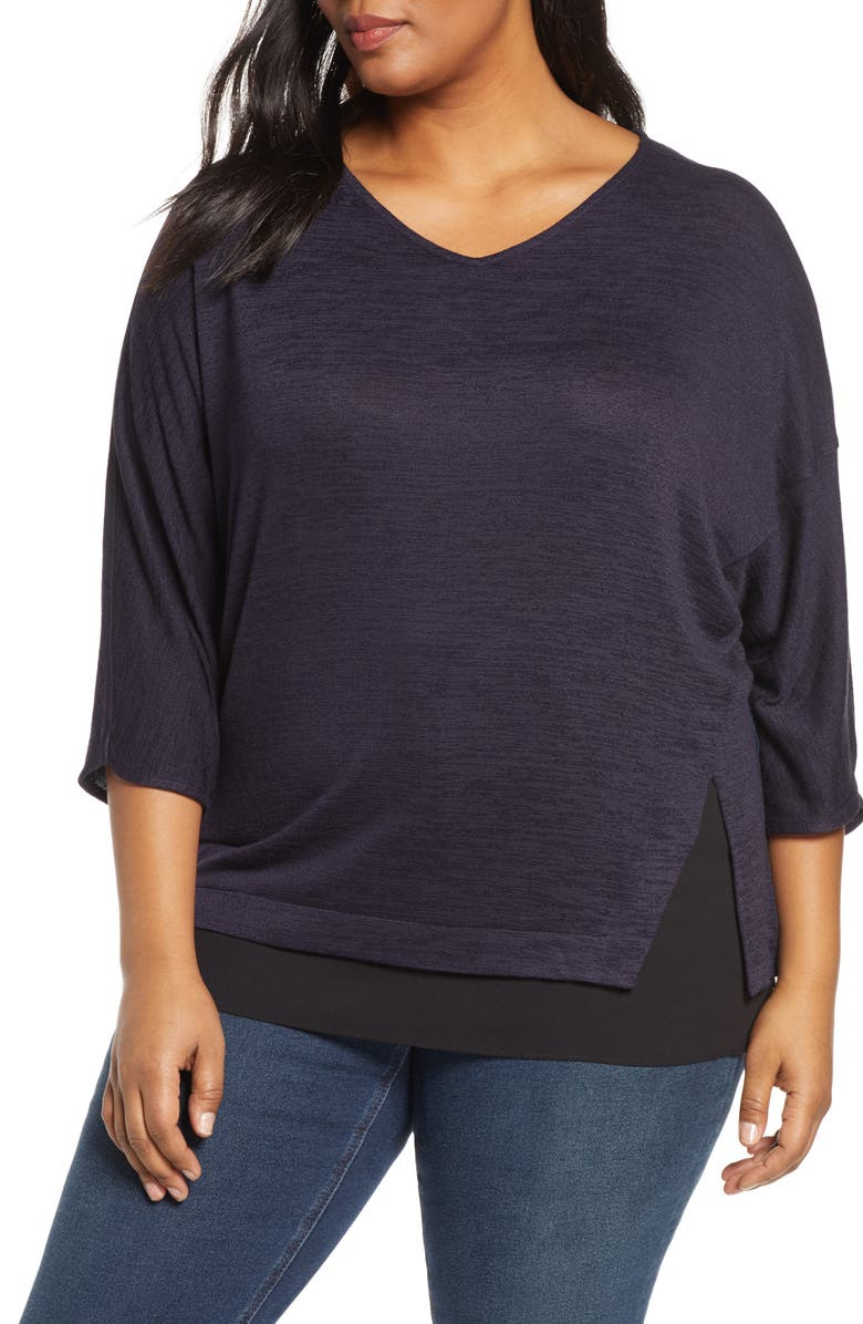 NIC+ZOE Rejoice Layered Top, Main, color, 400