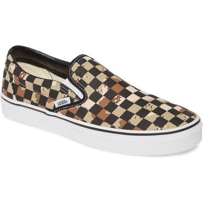 Vans Classic Slip-On, Brown