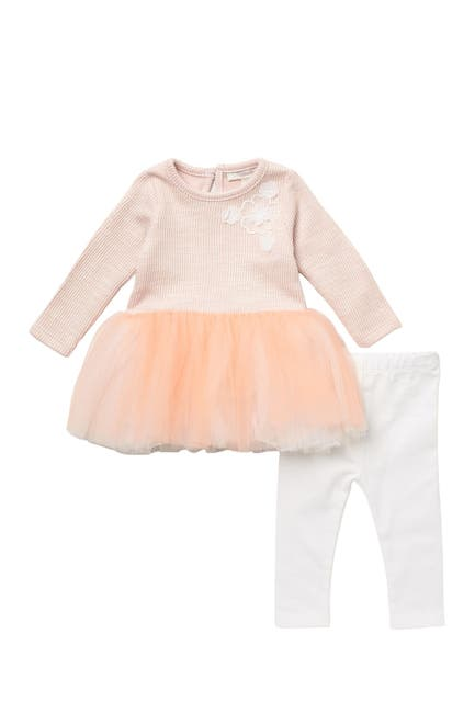 Image of Miniclasix Tutu Top & Leggings Set