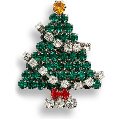Cristabelle Classic Christmas Tree Pin