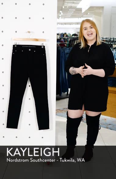 Heather High Waist Skinny Jeans, sales video thumbnail