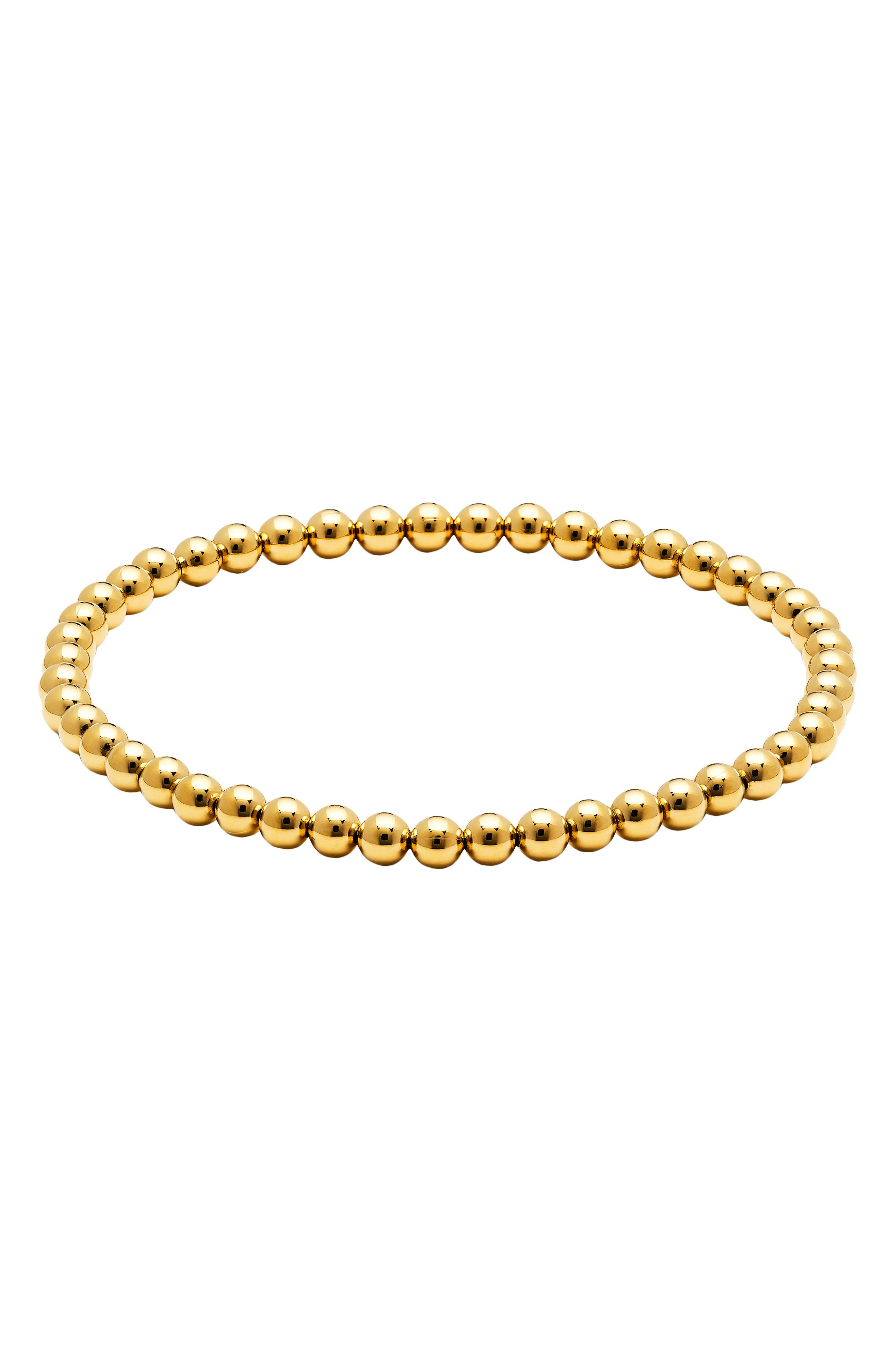 Image of AJOA FT LALA 4MM BEAD STRETCH B G