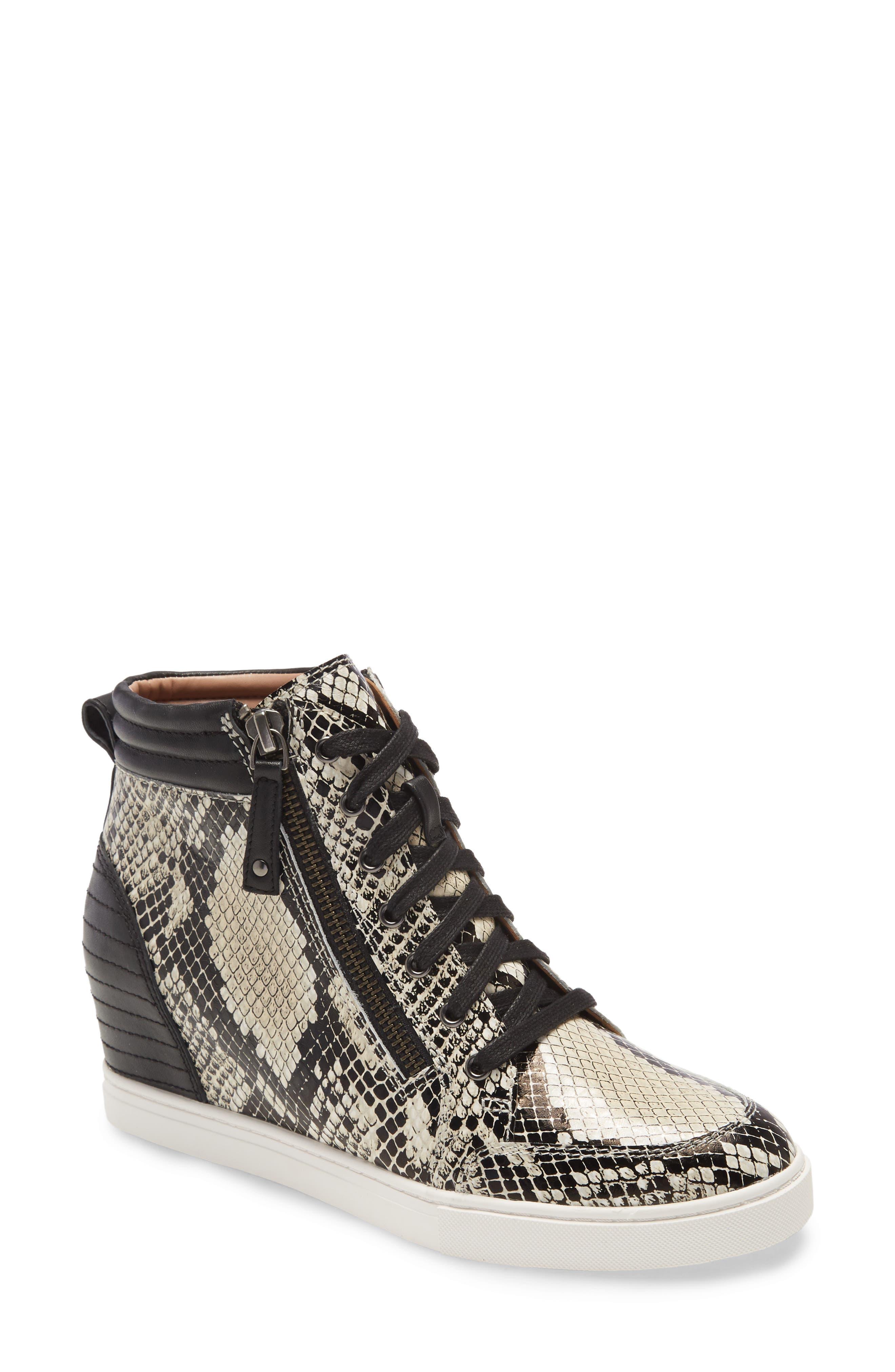 Niya Wedge Sneaker