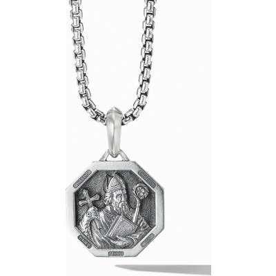 David Yurman St. Patrick Amulet