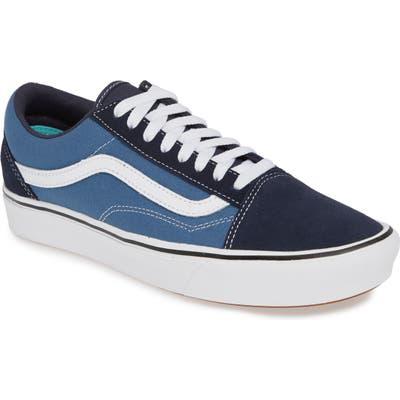 Vans Comfycush Old Skool Sneaker, Blue