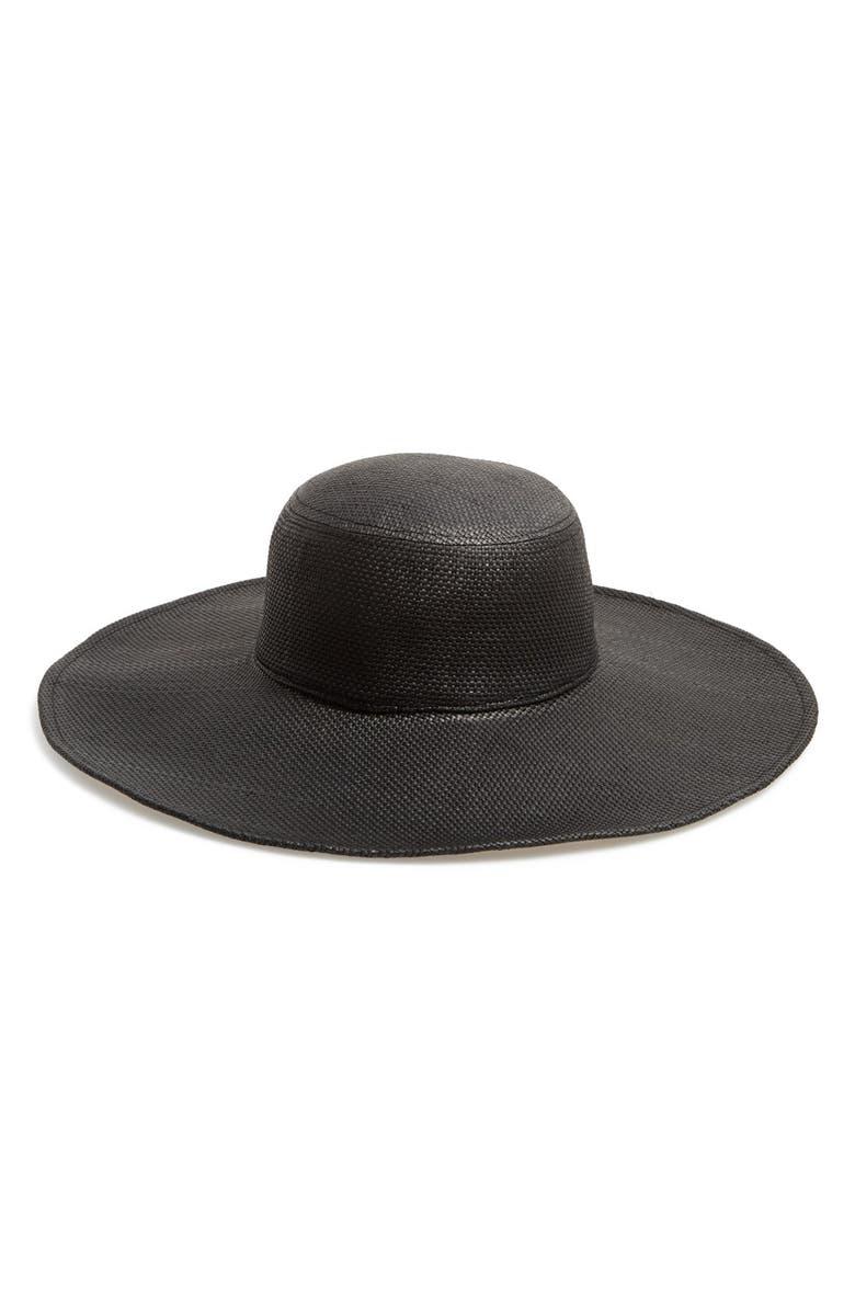 ECHO 'Lagoon' Floppy Hat, Main, color, 001