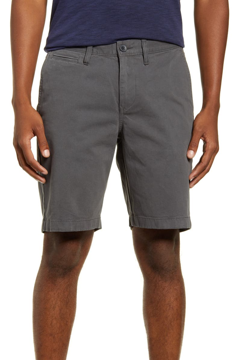 BP. Stretch Twill Shorts, Main, color, 021