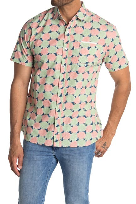 Image of IMPATIENT WOLVES Behind The Bush Button Down Shirt