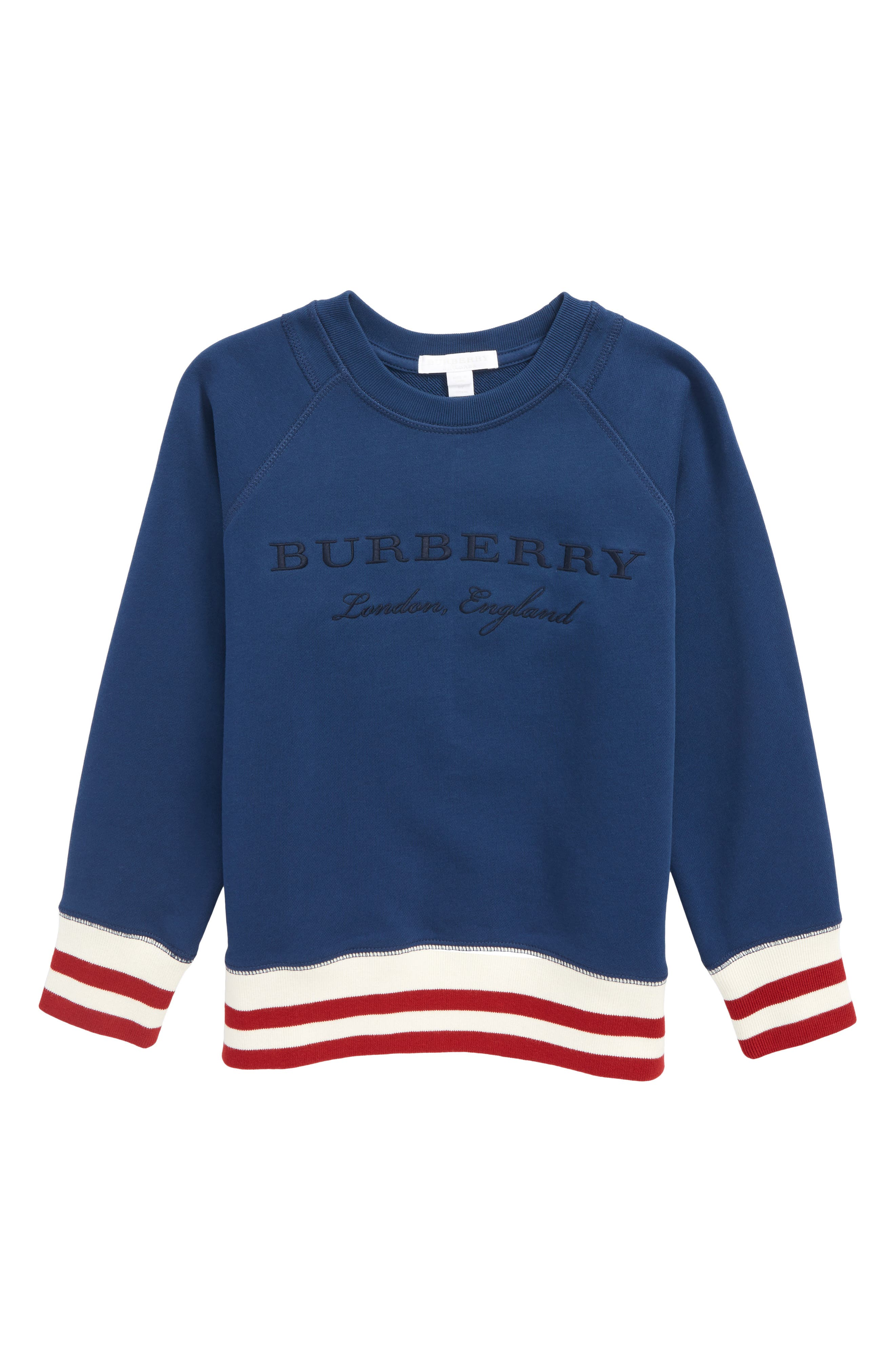 ,                             Stanley Logo Sweatshirt,                             Main thumbnail 1, color,                             406
