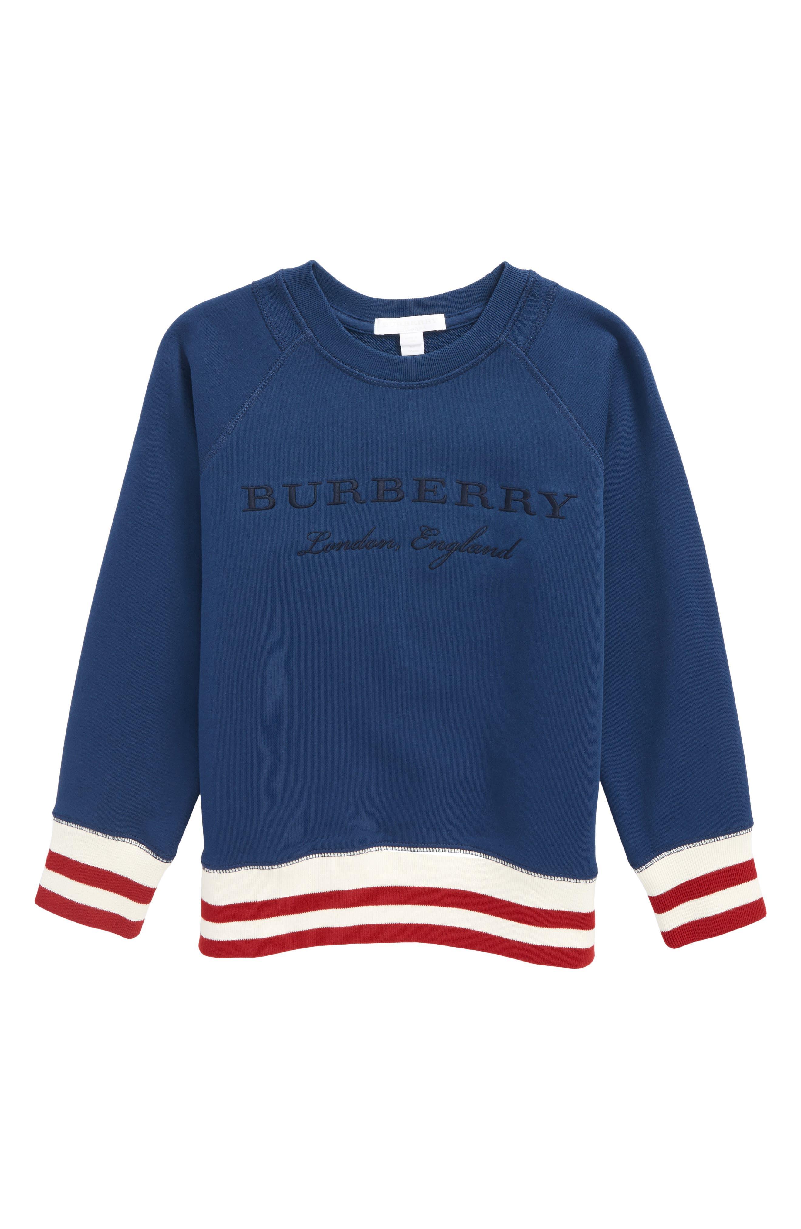 Stanley Logo Sweatshirt, Main, color, 406