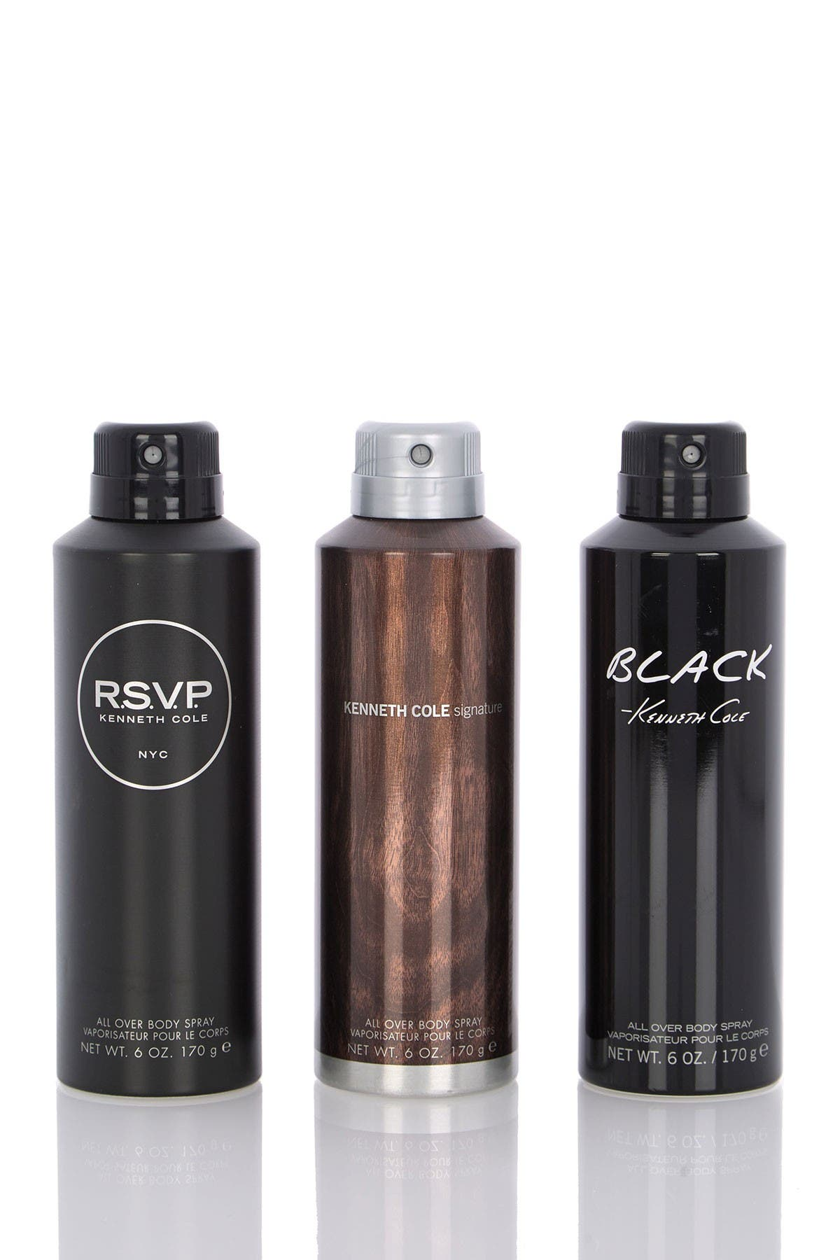 Image of KENNETH COLE Body Spray Trio for Him