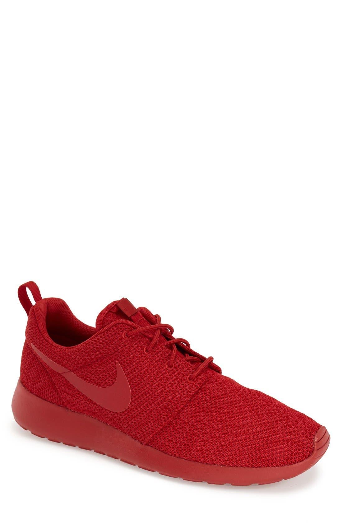,                             'Roshe Run' Sneaker,                             Main thumbnail 143, color,                             666