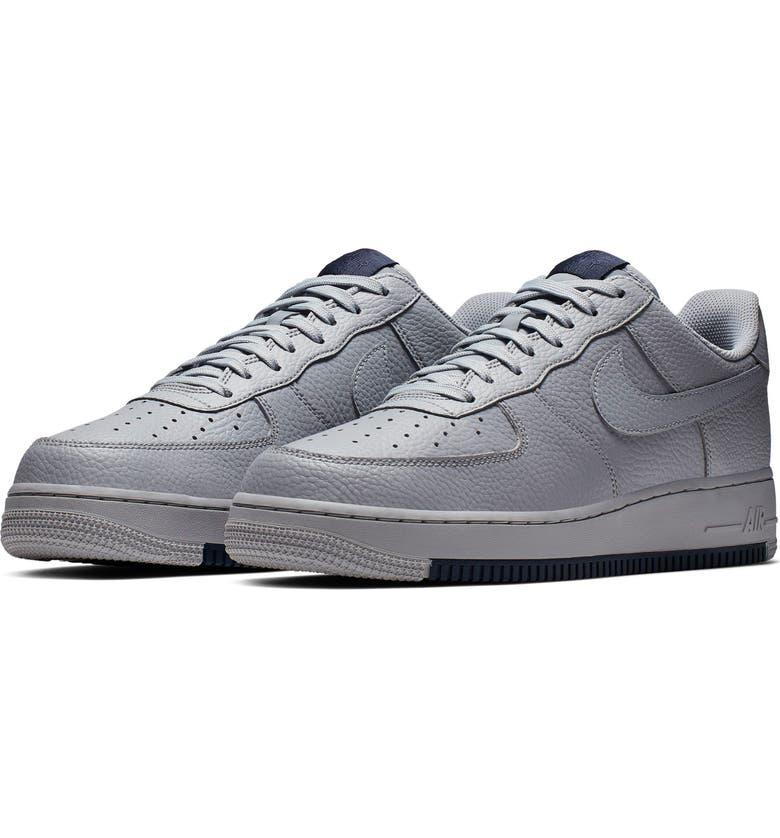 NIKE Air Force 1 '07 Sneaker, Main, color, 021