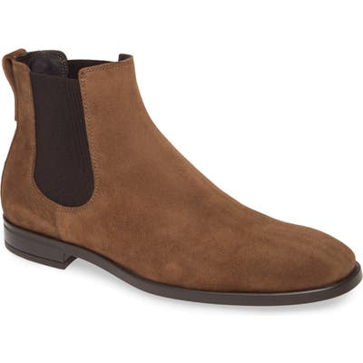 To Boot New York Kelley Mid Chelsea Boot- Brown