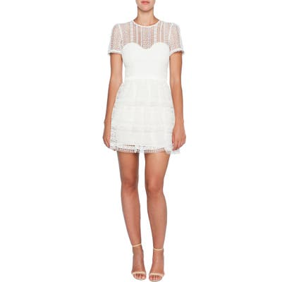 Bardot Ava Lace Minidress