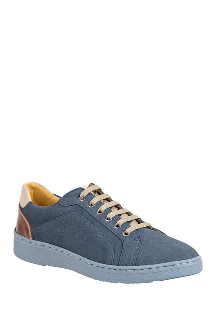 Image of Sandro Moscoloni Ted Suede Sneaker