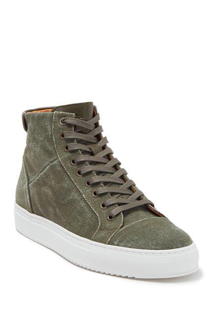 Image of Collegium Pillar Court High Sneaker