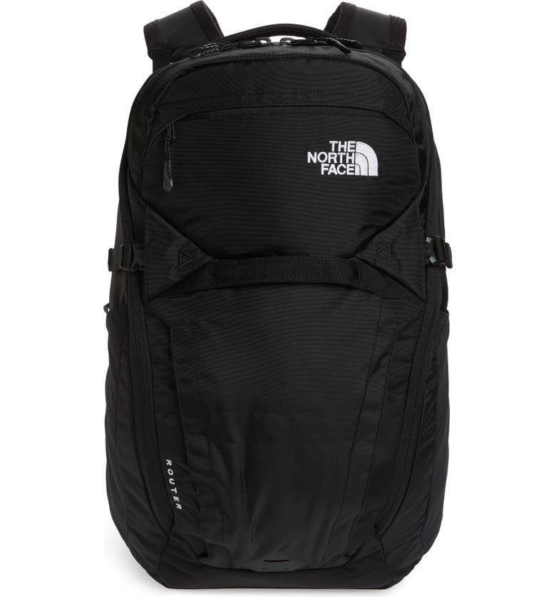 THE NORTH FACE Router Backpack, Main, color, TNF BLACK