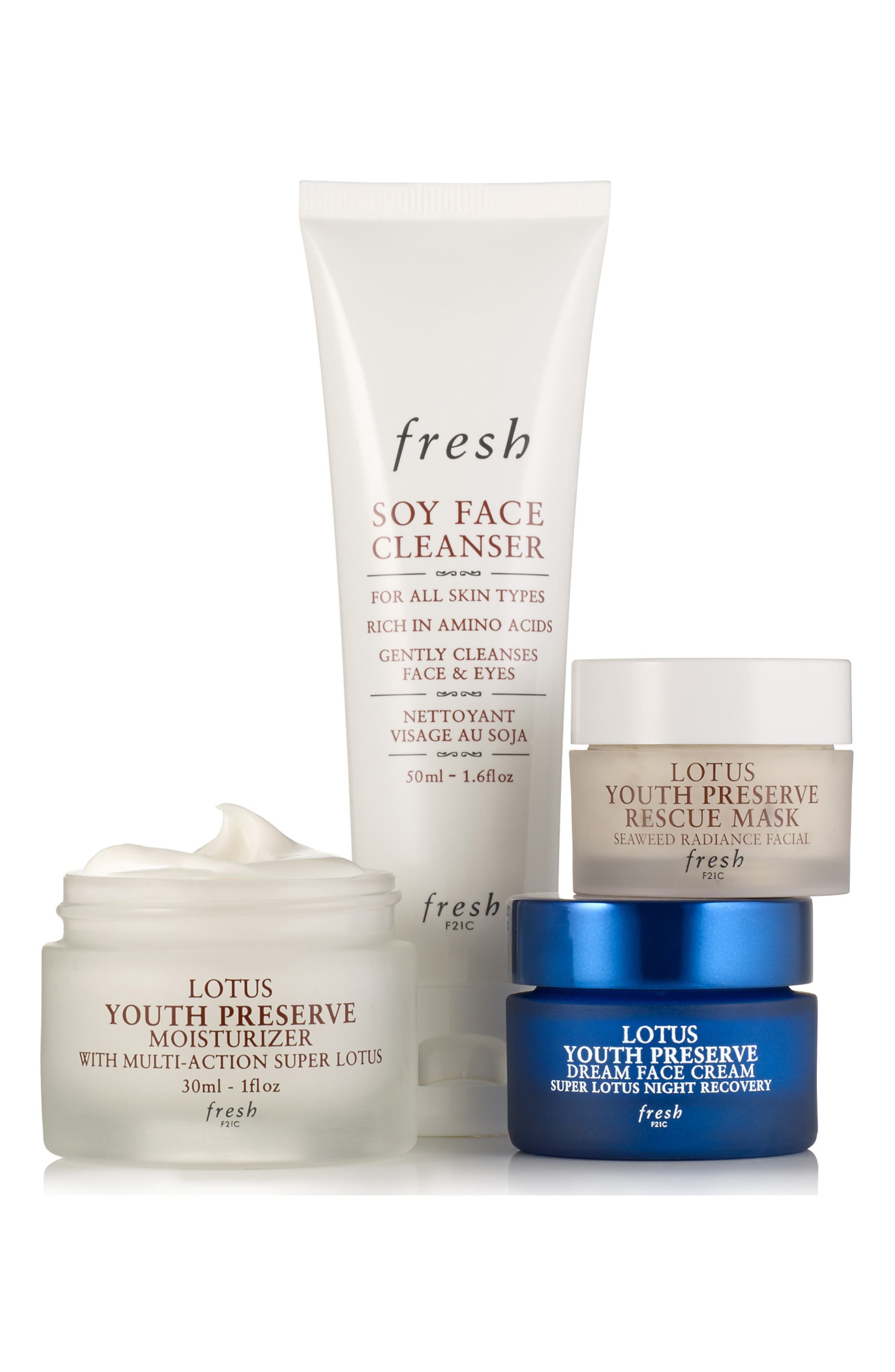 Fresh Day Night Dewy Skin Care Set Nordstrom Exclusive Usd 74 Value Nordstrom