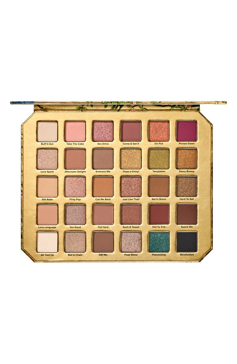 TOO FACED Natural Lust Naturally Sexy Eyeshadow Palette, Main, color, NO COLOR