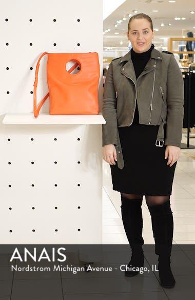 Circle Cutout Faux Leather Tote, sales video thumbnail