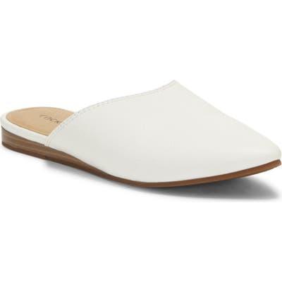 Lucky Brand Bareisha Mule, White