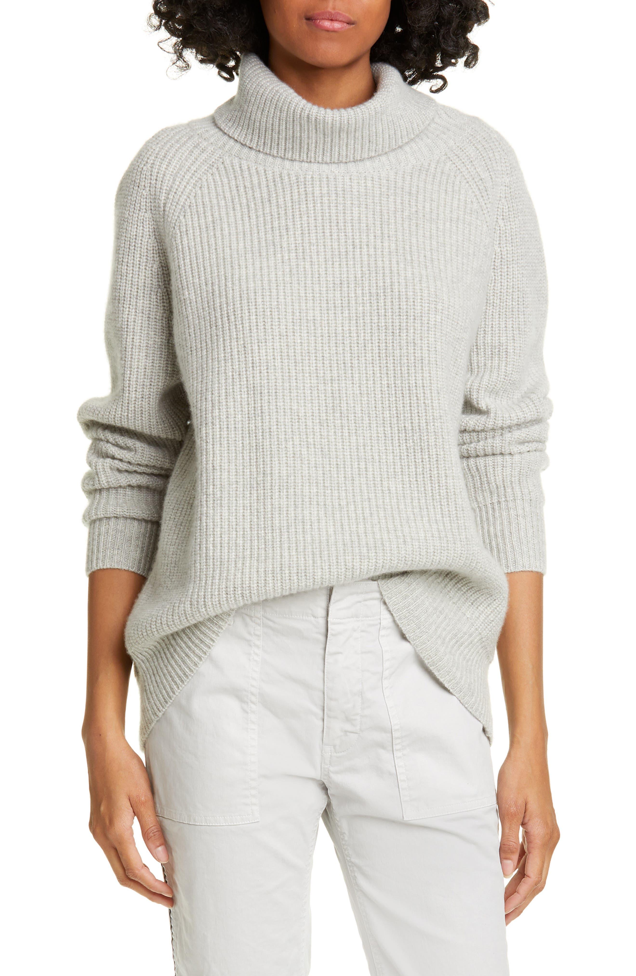 Nili Lotan Shayna Cashmere Turtleneck Sweater