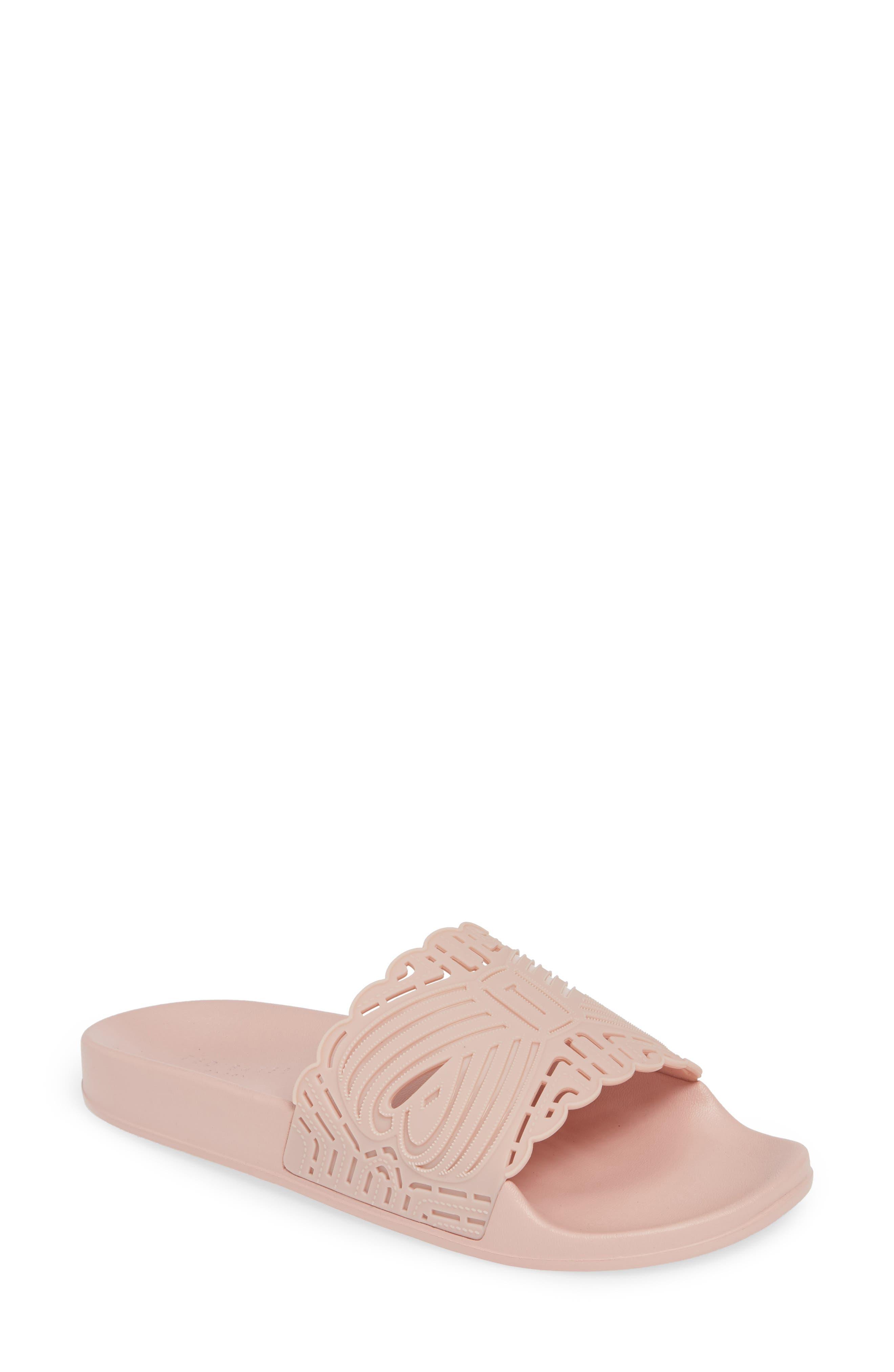 Ted Baker London Issley Slide Sandal, Pink