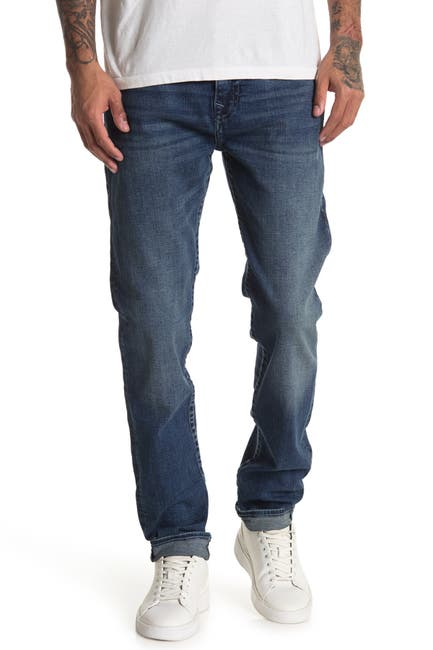 Image of True Religion Rocoo No Flap Slim Fit Jeans