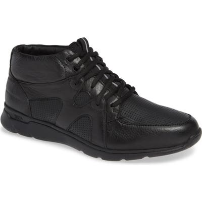 Johnston & Murphy Prentiss Waterproof Sneaker, Black