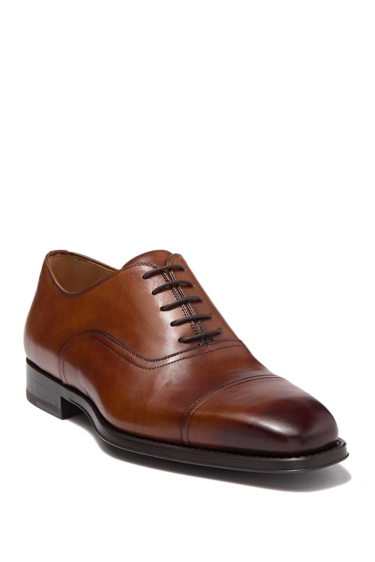 Magnanni   Lucas Leather Oxford - Wide