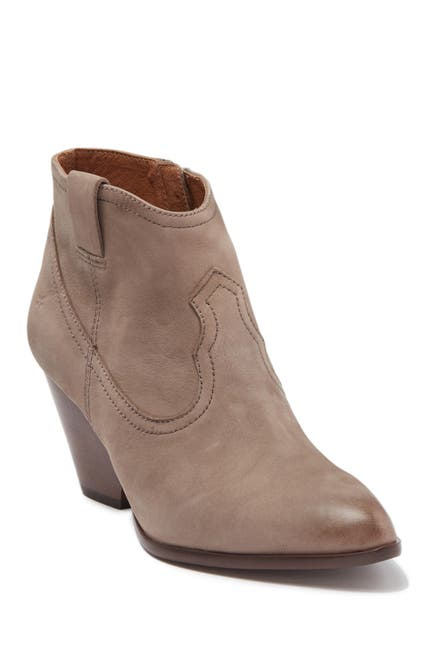 Image of Frye Reina Western Ankle Bootie