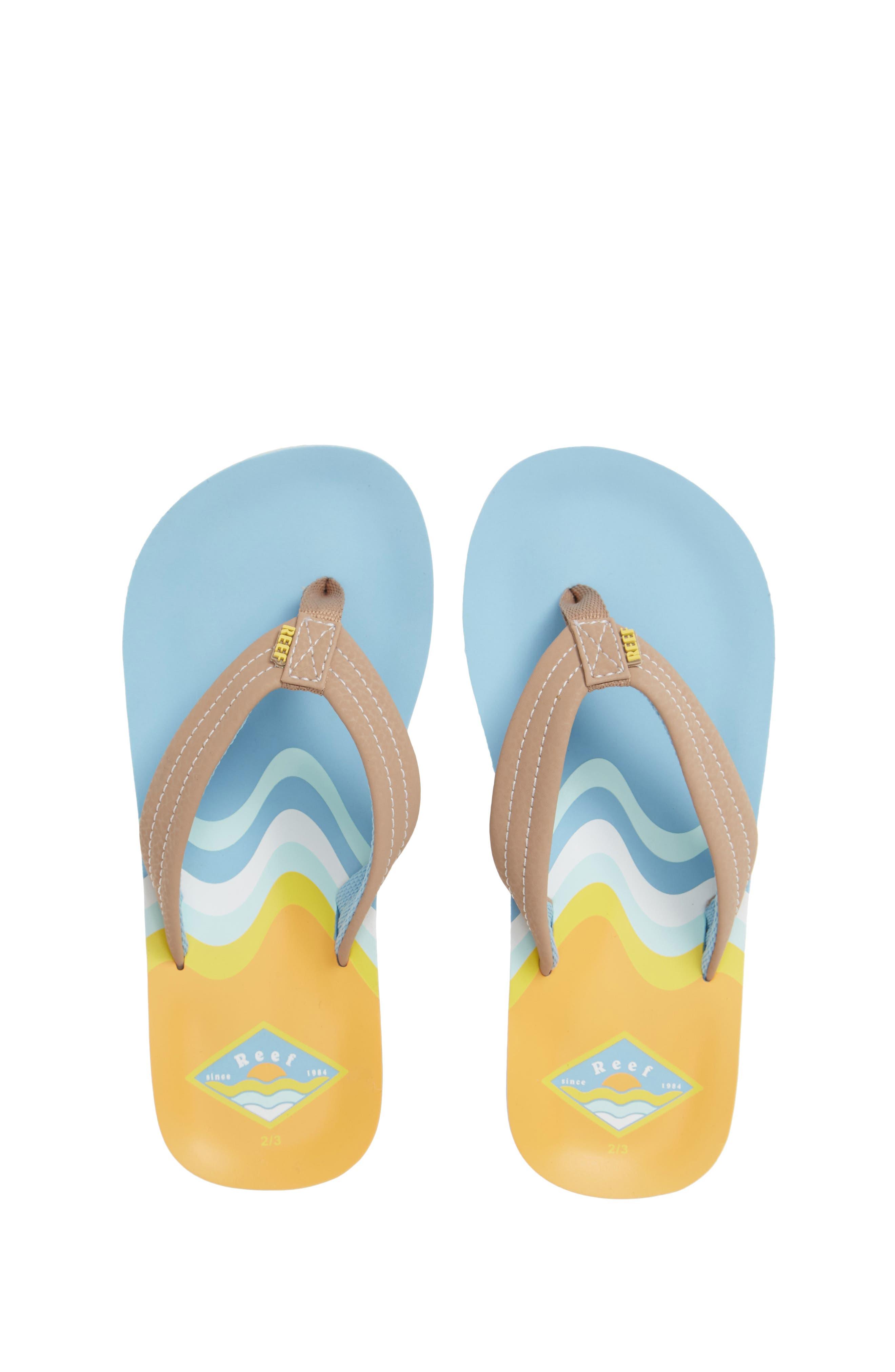 Ahi Flip Flop, Main, color, OCEAN SAND