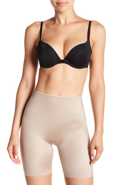 Image of SPANX Slimplicity Mid-Thigh Shorts