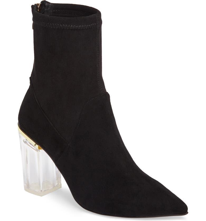 CECELIA NEW YORK Emmie Sock Bootie, Main, color, 001