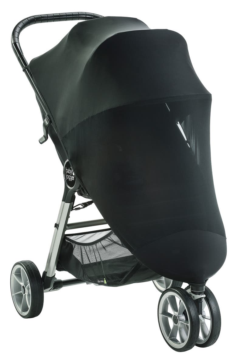 BABY JOGGER City Mini<sup>®</sup> Refresh Bug Canopy, Main, color, BLACK