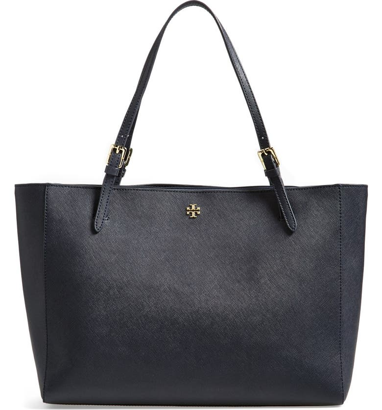 TORY BURCH 'York' Buckle Tote, Main, color, 401