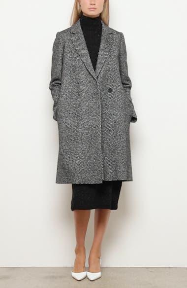 Emmalyse Wool Blend Coat, video thumbnail