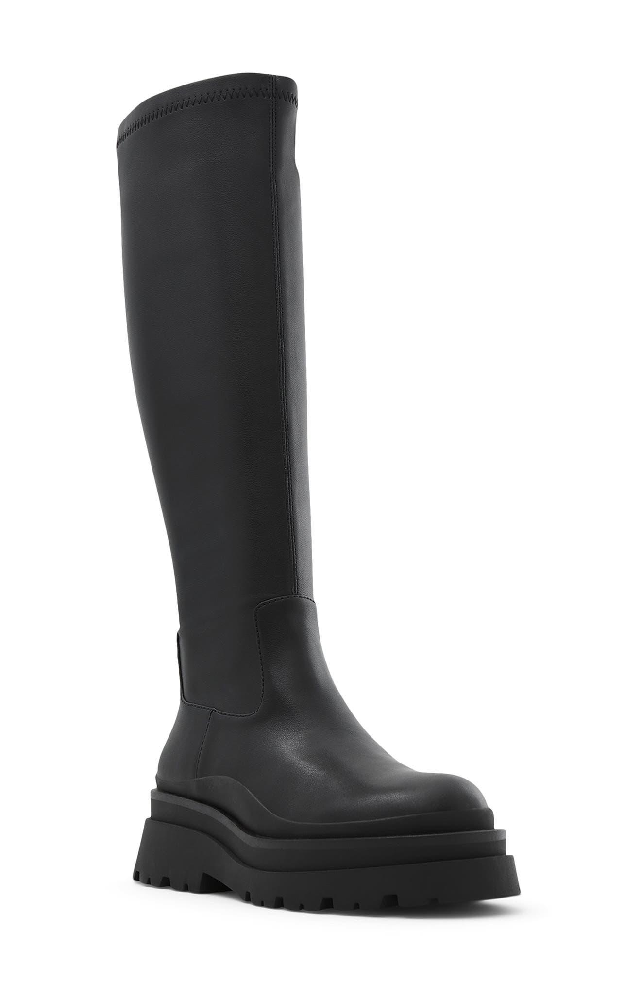 Majorr Knee High Boot
