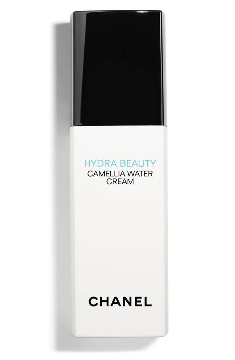 CHANEL HYDRA BEAUTY CAMELLIA WATER CREAM <br />Illuminating Hydrating Fluid, Main, color, NO COLOR
