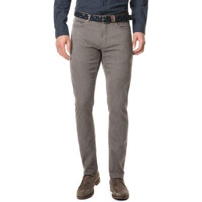 Big & Tall Rodd & Gunn Adams Straight Leg Jeans, Brown