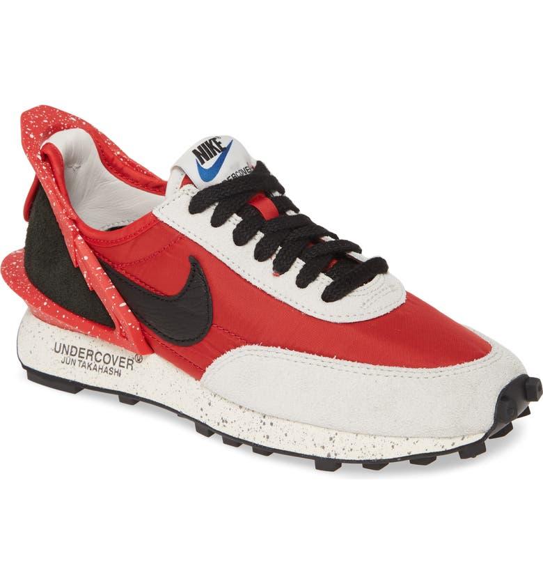 NIKE x Undercover Daybreak Sneaker, Main, color, UNIVERSITY RED/ BLACK