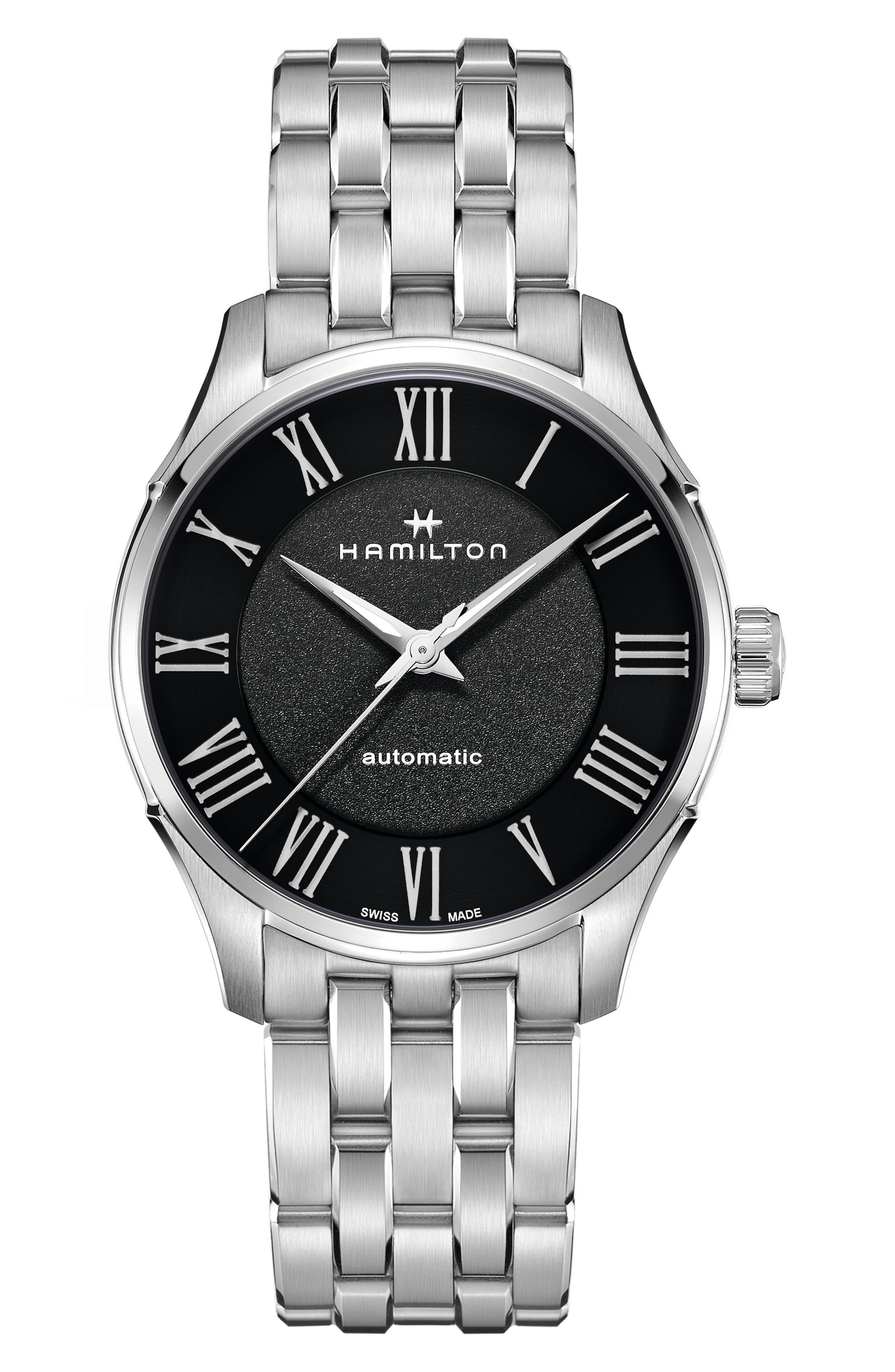 Jazzmaster Automatic Bracelet Watch