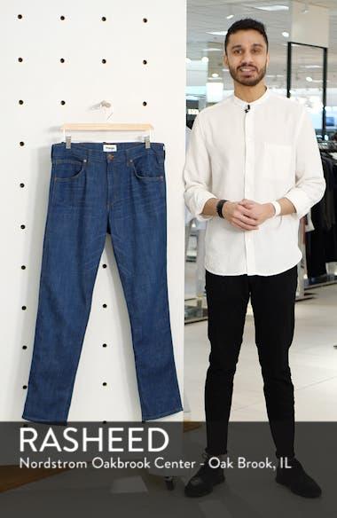 Greensboro Straight Leg Jeans, sales video thumbnail